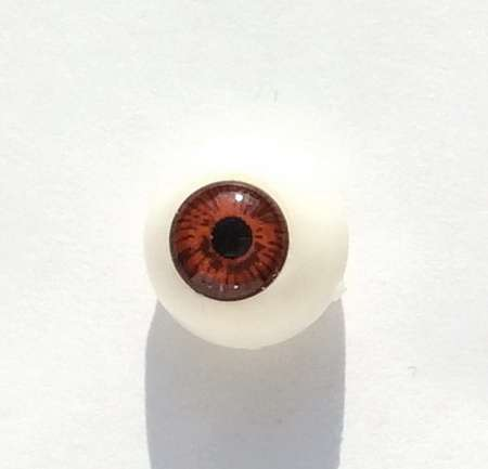 Vintage plastic eyes. 10 mm.