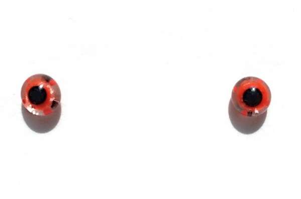 Red-black. 4 mm