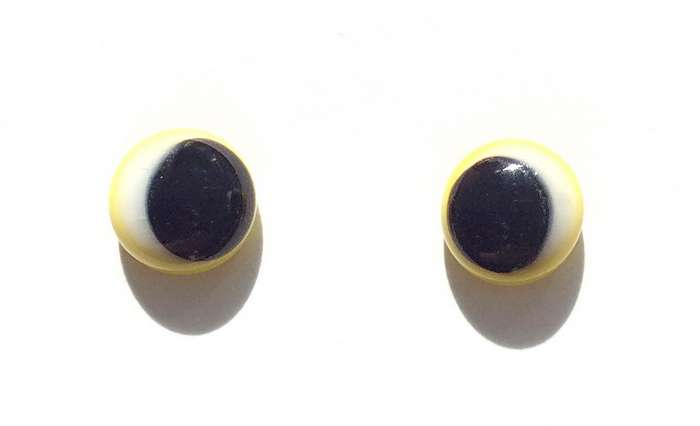 Yellow black. 10 mm