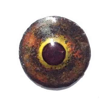 Enamel eyes-buttons. 16 mm.