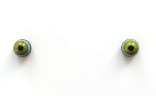 Green and blue on black. 4 mm. 2.5 euro.