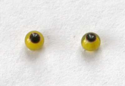 Yellow. 4 mm