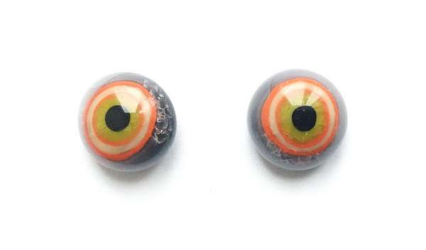 Green-red-black. 11 mm
