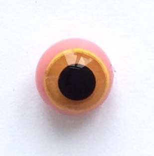 Pink. 6 mm